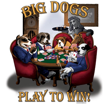 big dogs win